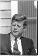 Digitally Restored President John F Kennedy Fine-Art Print