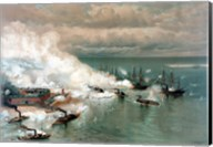 The Battle of Mobile Bay Fine-Art Print