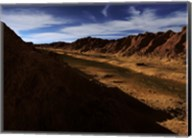 River on Mars Fine-Art Print