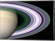 Saturn's Rings Fine-Art Print