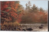 Foggy River Fine-Art Print