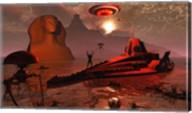 Inhabitants of the City of Atlantis Fine-Art Print