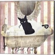 Bad Cat II Fine-Art Print