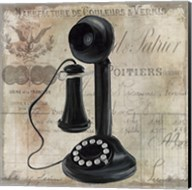 Call Waiting I Fine-Art Print