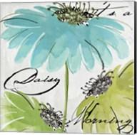 Daisy Morning II Fine-Art Print