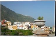 Sea Coast Village, Tenerife, Canary Islands, Spain Fine-Art Print