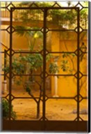 Palacio de la Condesa de Lebrija Courtyard, Seville, Spain Fine-Art Print