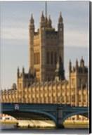 Houses of Parliament, London, England Fine-Art Print