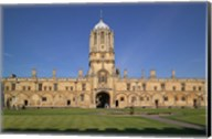 Tom Tower, Christchurch University, Oxford, England Fine-Art Print