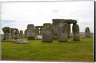 Stonehenge Monument, England Fine-Art Print