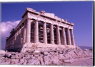 The Parthenon on the Acropolis, Ancient Greek Architecture, Athens, Greece Fine-Art Print
