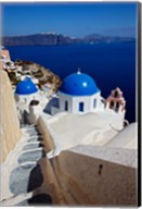 Oia, Santorini, Greece Fine-Art Print