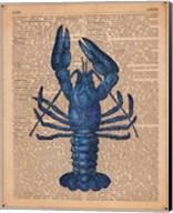 Vintage Lobster Fine-Art Print