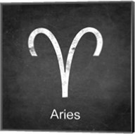 Aries - Black Fine-Art Print