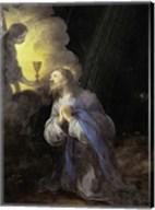 Christ in the Garden of Gethsemane Fine-Art Print