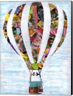 Hot Air Balloon Fine-Art Print