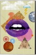 Retro Kiss Fine-Art Print