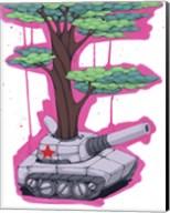 Outgrowing The War Fine-Art Print