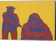Gorilla Holdup Fine-Art Print