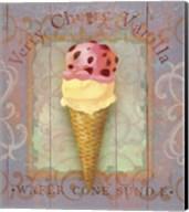 Parlor Ice Cream I Fine-Art Print