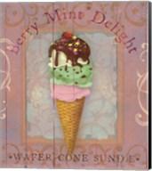 Parlor Ice Cream II Fine-Art Print