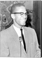 Malcolm X Fine-Art Print