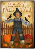 Happy Fall Y'all Fine-Art Print