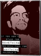 Stand for Something - Red Fine-Art Print