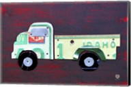 Pickup Truck Fine-Art Print