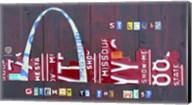 St. Louis Skyline Fine-Art Print