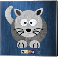 Meow The Cat Fine-Art Print