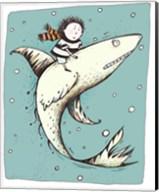 Fish Boy Fine-Art Print