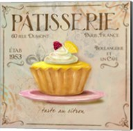 Patisserie IV Fine-Art Print