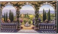 Tuscan Villa Fine-Art Print