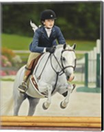 Horse Rider Fine-Art Print