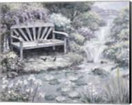 Park Bench Fine-Art Print