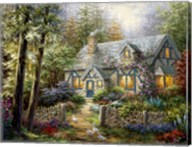 A Country Gem Fine-Art Print