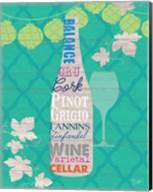 Summer Wine Celebration IV Fine-Art Print