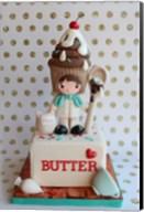 Chef Cupcake Fine-Art Print