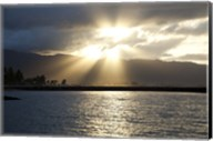North Shore Sunset Fine-Art Print