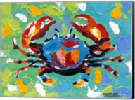 Seaside Crab I Fine-Art Print