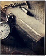 Watch Book Fine-Art Print