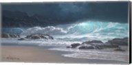 Sweeping Ocean Tide Fine-Art Print