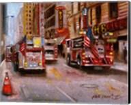 Fire Department New York, 42nd Street NYC Fine-Art Print