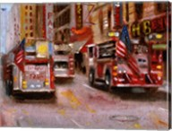 Fire Department New York, 42nd Street NYC Fine-Art Print