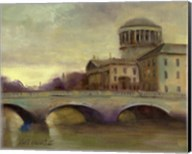 Liffey River, Ireland Fine-Art Print