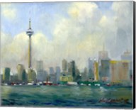 CN Tower, Toronto Fine-Art Print