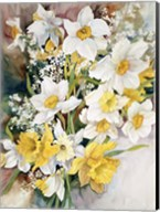 Spring Daffodils Fine-Art Print