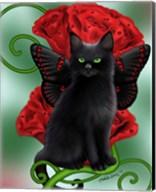 Garnet Cat Fine-Art Print