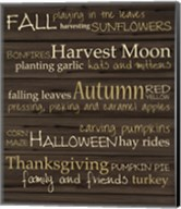 Autumn Harvest Fine-Art Print